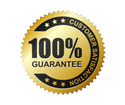 Solid Eavestrough - 100% customer satisfaction guarantee
