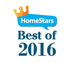 Solid Eavestrough - Homestar Best of 2016 Company