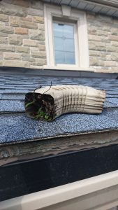 downspout drain box