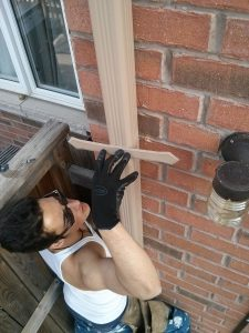 downspout drainage solutions