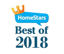 Solid Eavestrough - Homestar Best of 2018 Company