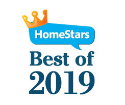 Solid Eavestrough - Homestar Best of 2019 Company