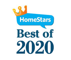 Solid Eavestrough - Homestar Best of 2020 Company